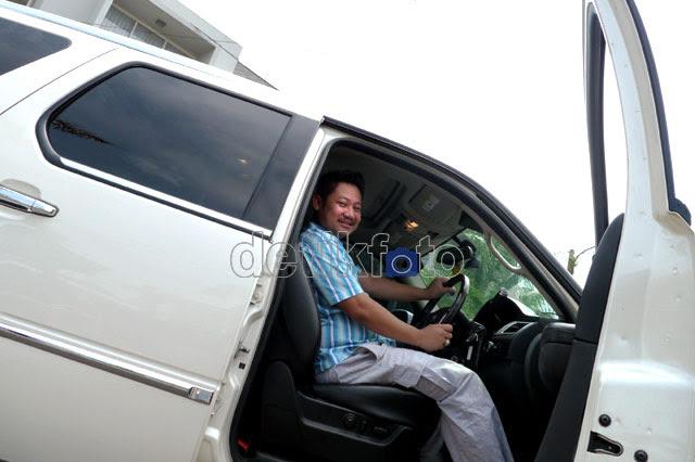 Ki Kusumo Hobi Koleksi Mobil Mewah