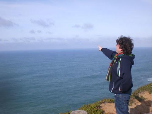 Cabo da Roca - Americaaaaaa