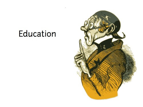 w2sp: Slide 22: Provide education (that non-programmers can understand!)