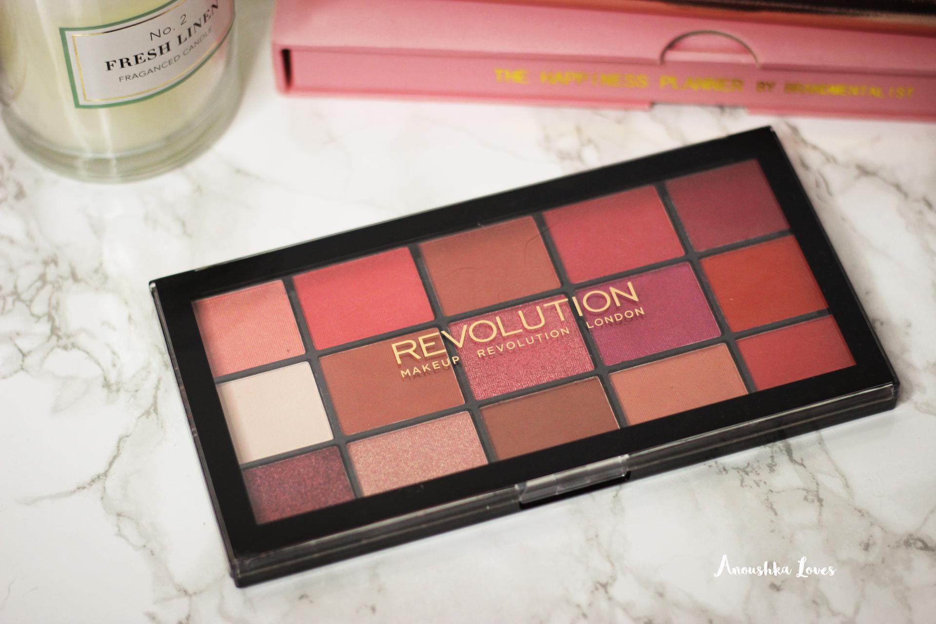 Reloaded newtrals 2 makeup revolution