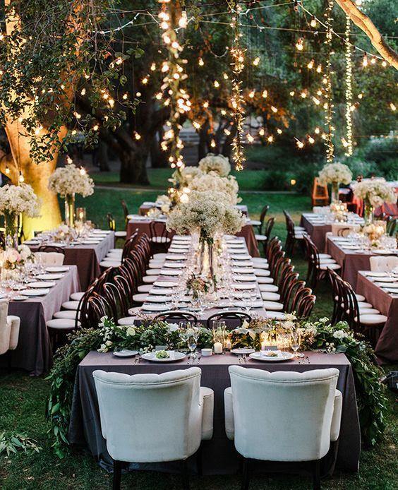 Ideas de boda en jardin