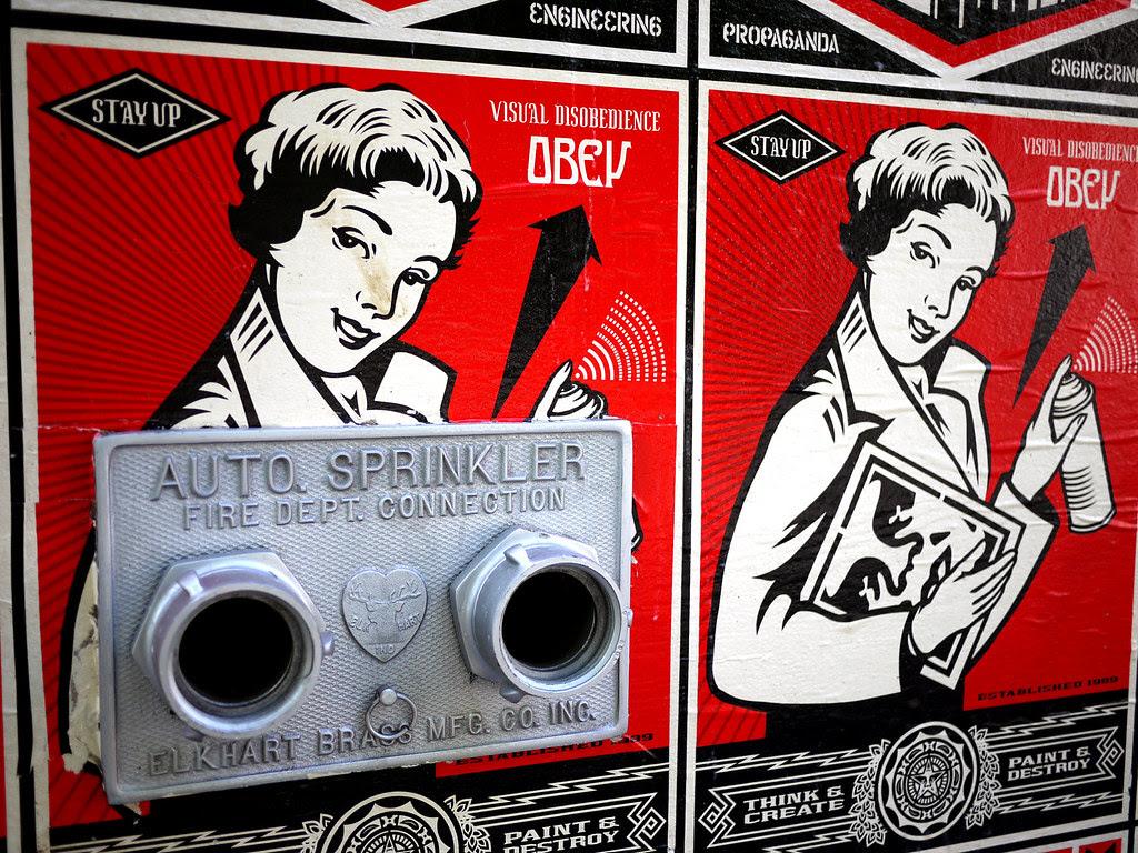 Shepard Fairey Supply Demand