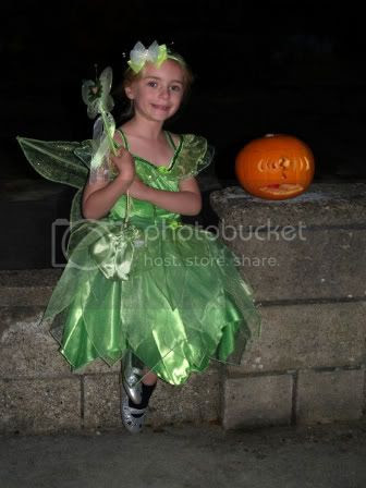 Isabella Halloween 2010