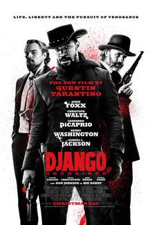 Django Unchained movie poster