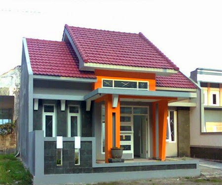 Kumpulan Gambar Gambar Desain Rumah Minimalis Modern 1 Lantai