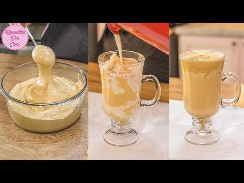 CAFÉ CREMOSO | RECEITAS DE INVERNO