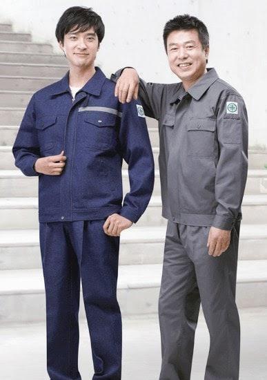 Quần áo Đồng Phục Kaki Nam Định
