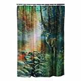 Amazon.com: Novelty - Shower Curtains / Shower Curtains, Hooks ...