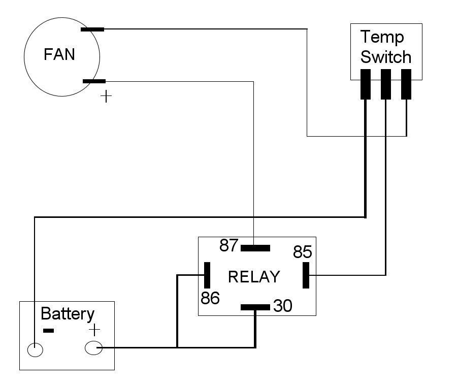 Electric Fan Wiring Diagram Pdf - Home Wiring Diagram | Adjustable Electric Fan Wiring Diagram |  | Home Wiring Diagram