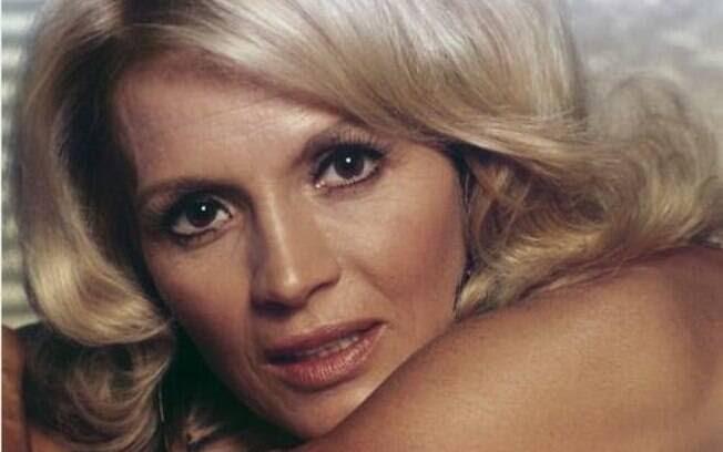 A atriz Angie Dickinson. Foto: Reprodução