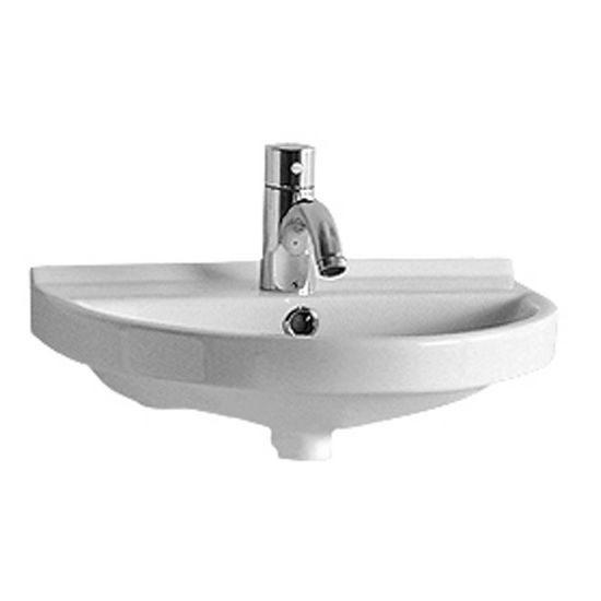 Bathroom Sinks - Wall Mount Sinks with Optional Towel Bar ...