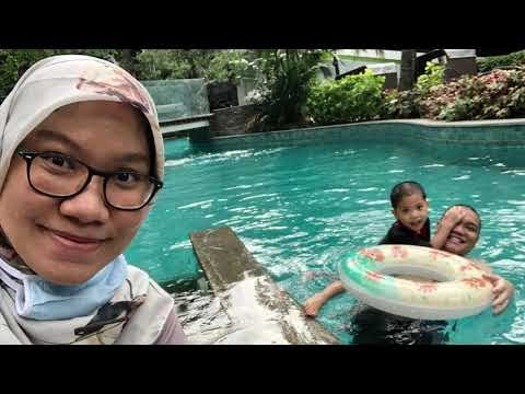 Staycation di Double Tree, Hilton, Jakarta pas COVID