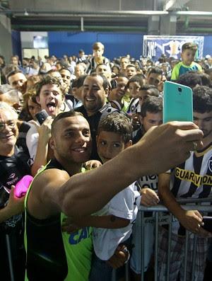 Guilherme, Botafogo (Foto: Vitor Silva/SSPress/Botafogo)