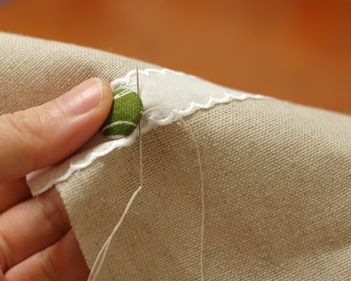 How to make a petit pouch 5