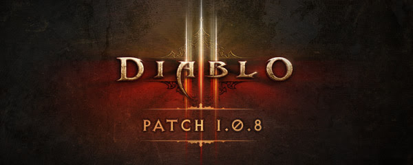 Patch 1.0.8 Now Live