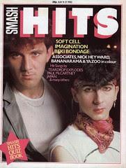 Smash Hits, July 08, 1982