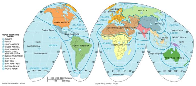 1f World Regional Geography Mr Zoeller