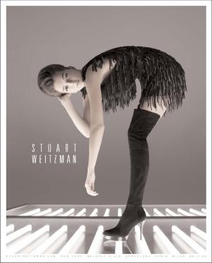Stuart Weitzman - Fall Shoes - HIHO Boots