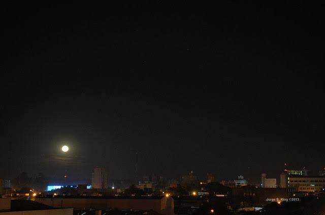 Súper Luna 2013