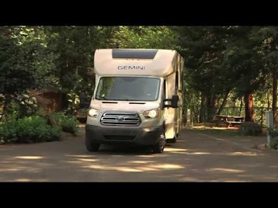 Rollin' on TV: Lithium Batteries and the Thor Gemini Class C Motorhome