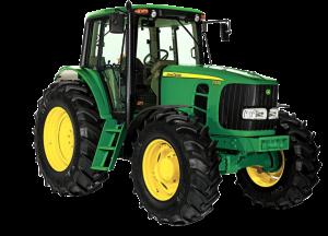 tractor y la agricultura