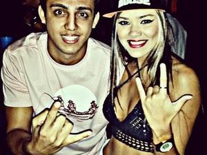 Ana Clara e Itamar namoravam há quase dois anos espírito santo (Foto: Reprodução/Instagram)