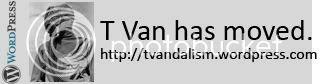 T Van on Wordpress