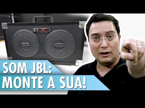Som JBL: monte a sua!