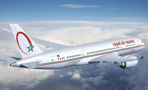 Royal Air Maroc 787-8
