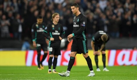 STATS IN UCL: Real suffer worst group-stage loss in 9 years; Man City unbeaten in 21 games