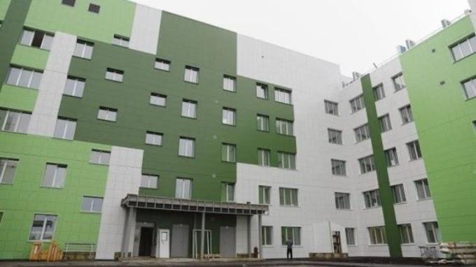 В Новокузнецке 15 сентября откроют новую инфекционную больницу