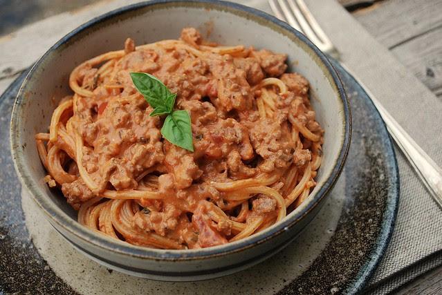 Spaghetti a la Philly1