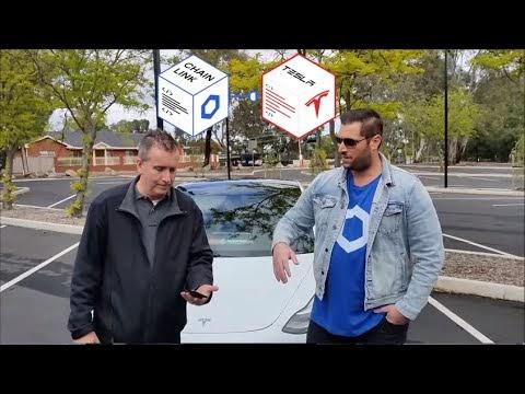 Chainlink Artık Tesla Aracınızı Kontrol Etmenizi Sağlayacak
