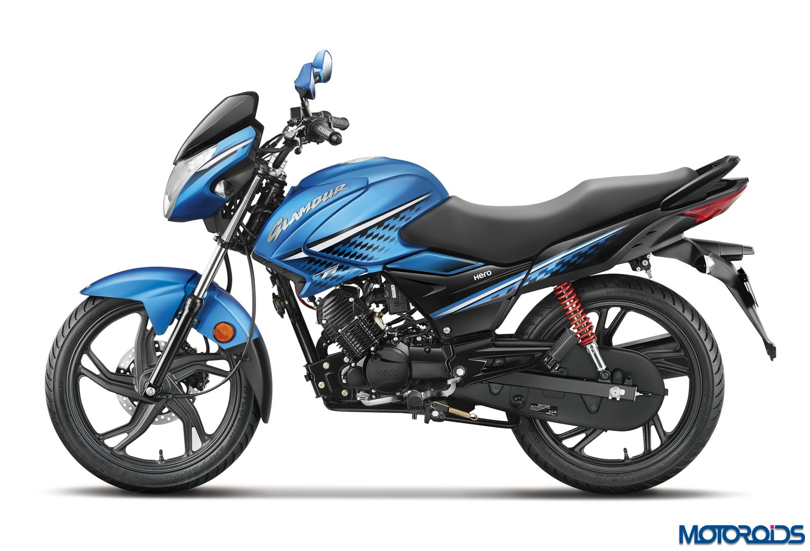 2017 Hero Motocorp Glamour Launched In India Prices Start