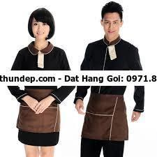 đồng phục bán hàng đẹp