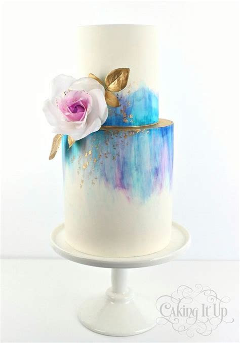 {tranquil tones} Gorgeous blue and purple tones of