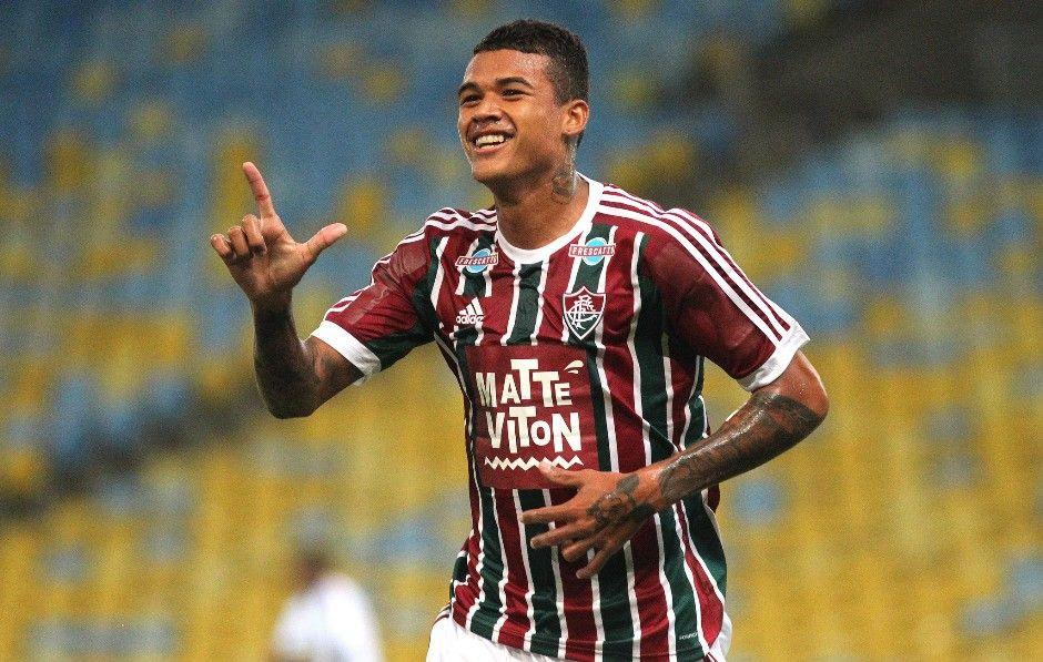 Kenedy fez o segundo do Flu na vitória tranquila no Marcan¿¿ - Nelson Perez / Fluminense F.C.