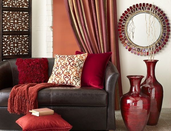 brown and burgundy living room ideas  wallpaper download