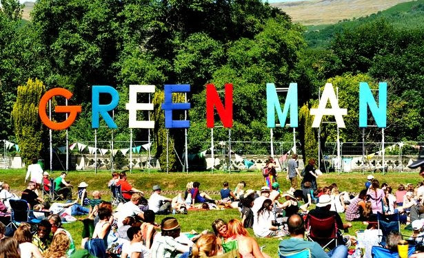 Image result for green man festival uk