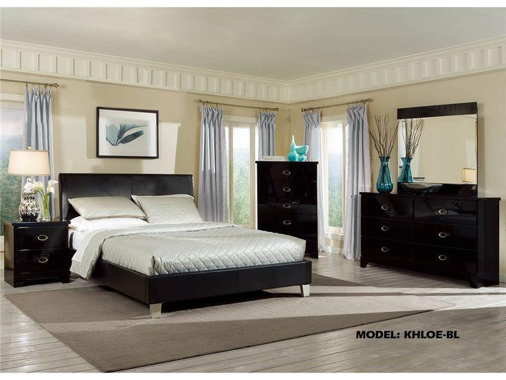 Global Furniture Bedroom Set