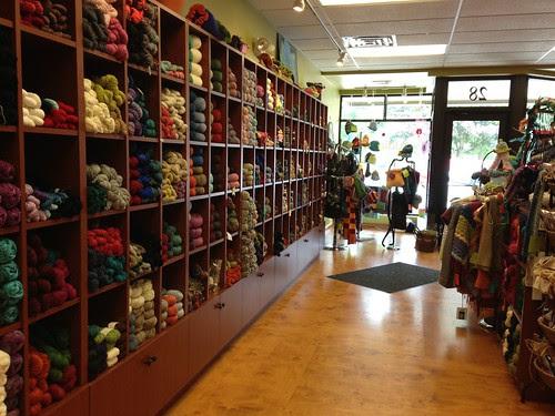 Studio Knit in Medina, OH by Jeni Baker