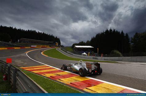 AUSmotive.com » Belgian GP: Eau Rouge wallpapers