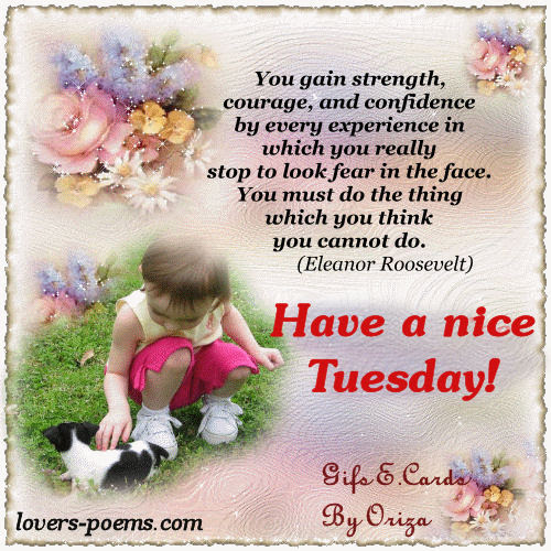 Get Here Good Morning Happy Tuesday Quotes Soaknowledge