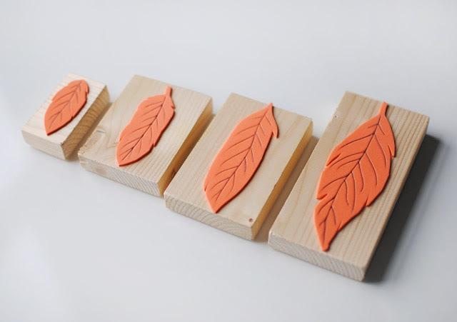 Крылья из листвы (Diy)