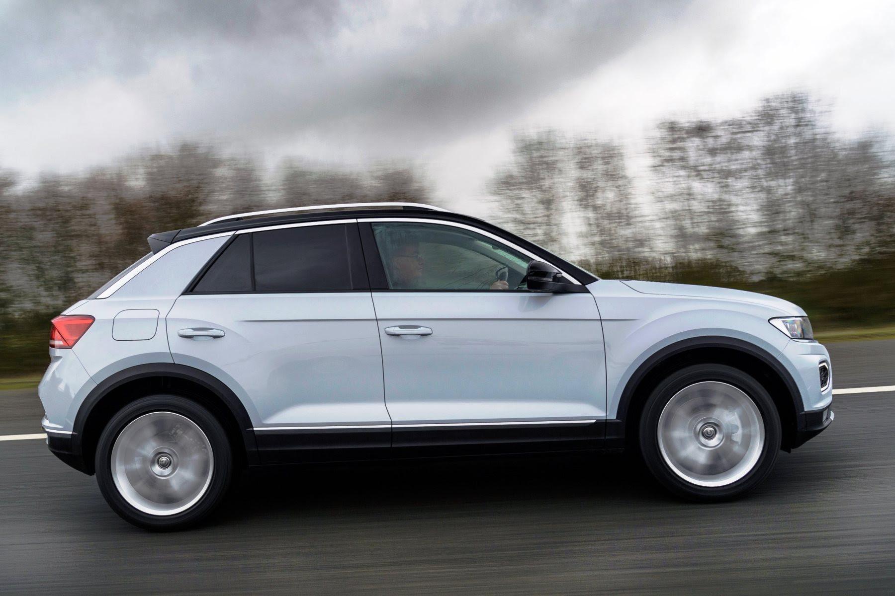 Volkswagen TRoc review \u2013 Automotive Blog