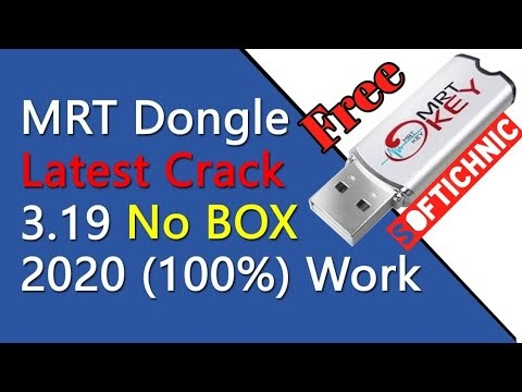 Mrt dongle 3.19 Free download crack 2020 without dongle free by  softichnic