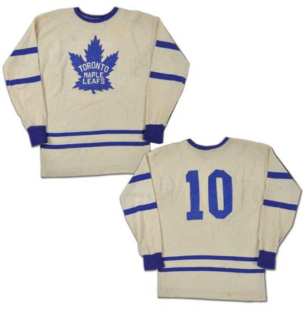 Toronto Maple Leafs 38-39 jersey, Toronto Maple Leafs 38-39 jersey