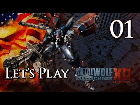 Metal Wolf Chaos XD Review | Gameplay