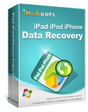 Data Recovery for iOS Devices: iPad iPhone iPod  iPubsoft