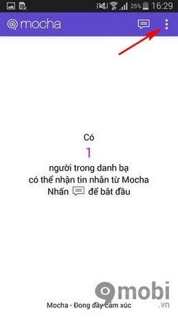 huy tai khoan Mocha